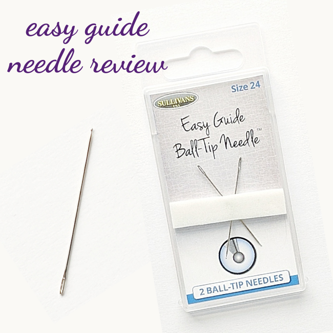 Easy Guide Needles Review