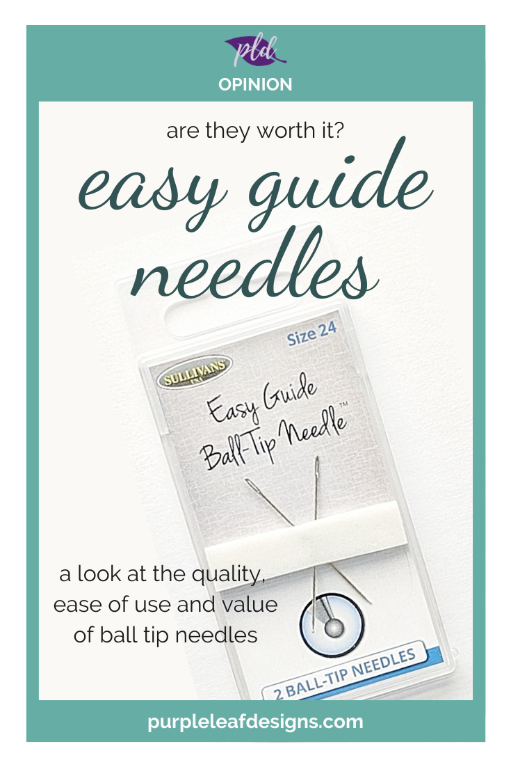 Easy Guide Needles Review: Are they worth it?