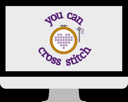 You Can Cross Stitch